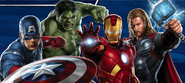 Avengers team assemble