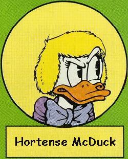 Hortensia Ankka