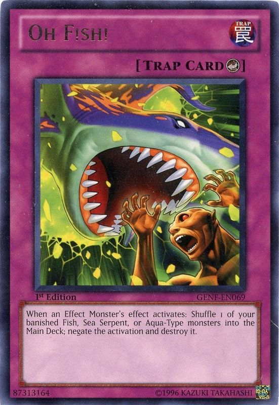 oh fsh  yugioh  it's time to duel