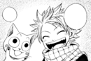 Natsu and New Born Happy.png