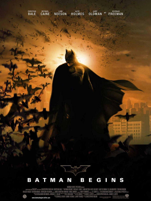 ბეთმენი–დასაწყისი Batman Begins / Бэтмен: Начало