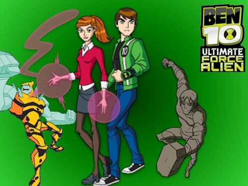 Imagen - Ben 10 Ultimate Force of Aliens Season 2.png ...