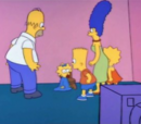 Small Chair couch gag