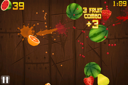 Zen Mode - Fruit Ninja Wiki