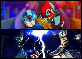 (1)Mega Man X vs. Zero vs (2)Sub-Zero vs. Scorpion 2011 - The Board 8 Wiki - Board 8, Users ...