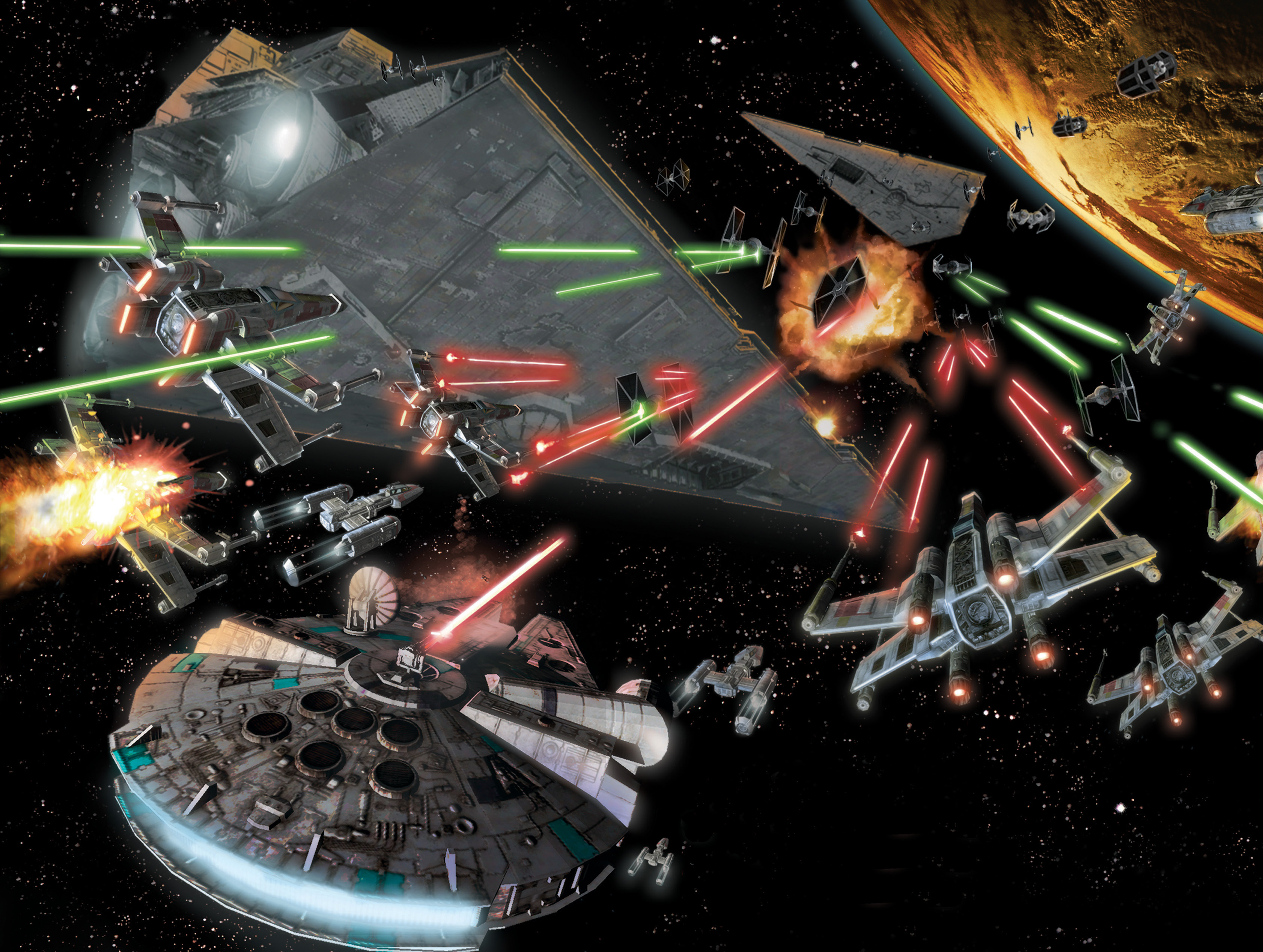 II LIGA XWING - CLUB RUNA SpaceWarfare-SWGMB