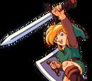 Personajes de The Legend of Zelda: Link's Awakening