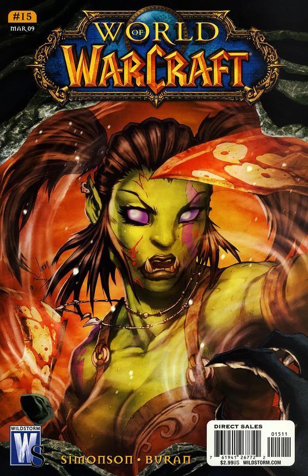 Title World of Warcraft World of Warcraft Vol 1 15