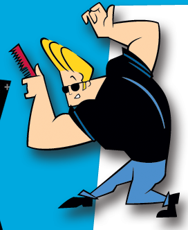 Voice of johnny bravo