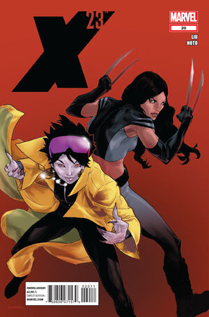 x 23 marvel comics  Alternate Covers: