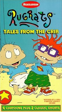 Tales From The Crib Vhs Paramount Release