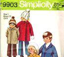 Simplicity 9903