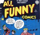 All Funny Comics Vol 1 6