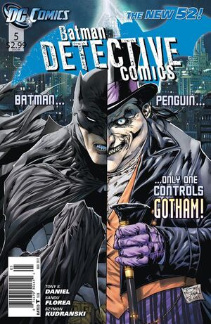[DC Comics] Batman: discusión general 300px-Detective_Comics_Vol_2_5