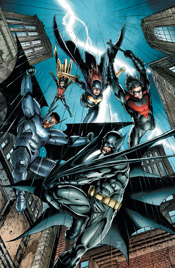 Batman Family the only Batman again