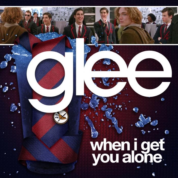 Alone glee episode