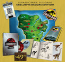 Jurassic Park: The Game Deluxe Edition set