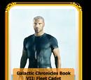 Galactic Chronicles Book VII: Fleet Cadet