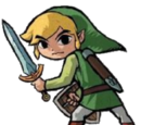 Personajes de The Legend of Zelda: Four Swords