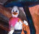 Gilded Cage Chicken