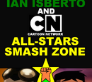 Ian Isberto & Cartoon Network All-Stars Smash Zone