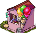 Ice Cream Booth