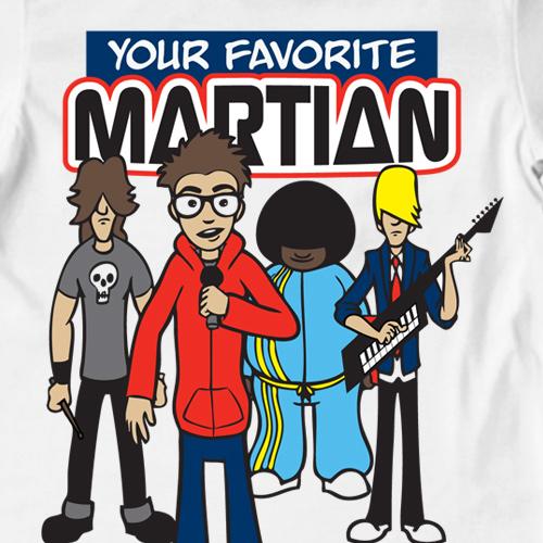 Your Favorite Martian
