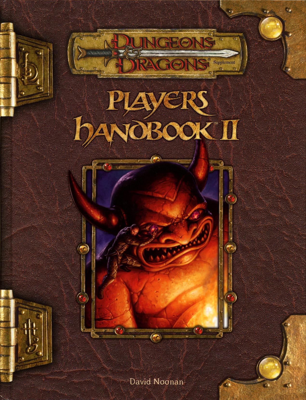 3.5 players handbook races