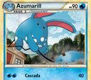 Azumarill (HeartGold & SoulSilver TCG)