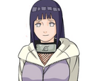 Hinata Hyuuga (hime-cut)