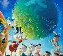 Technologie dans l'univers de Donald Duck