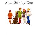 Alien Scooby-Doo