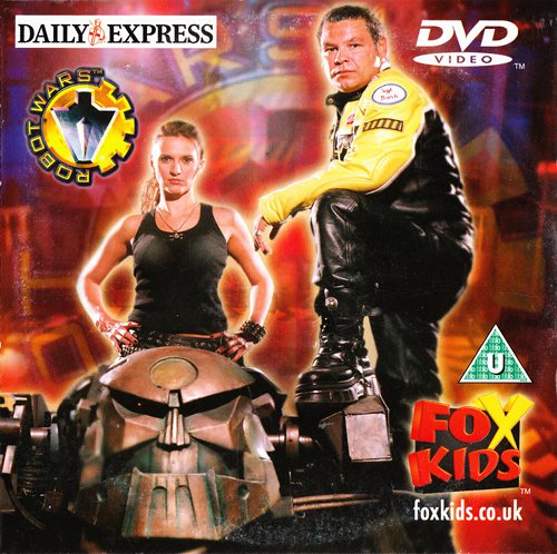 Warriors The New Prophecy Set The Complete Second Series: Seventh Wars DVD Daily Express.jpg