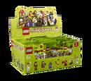 4614581 Minifigures Series 3