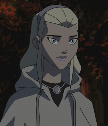 Greta Hayes (Earth-16) - DC Comics Database First Man And Woman On Earth