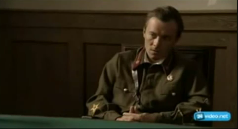Image - Yezhov interrogating.PNG - Hitler Parody Wiki ...