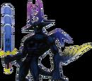 Enemigos Kingdom Hearts Re:coded