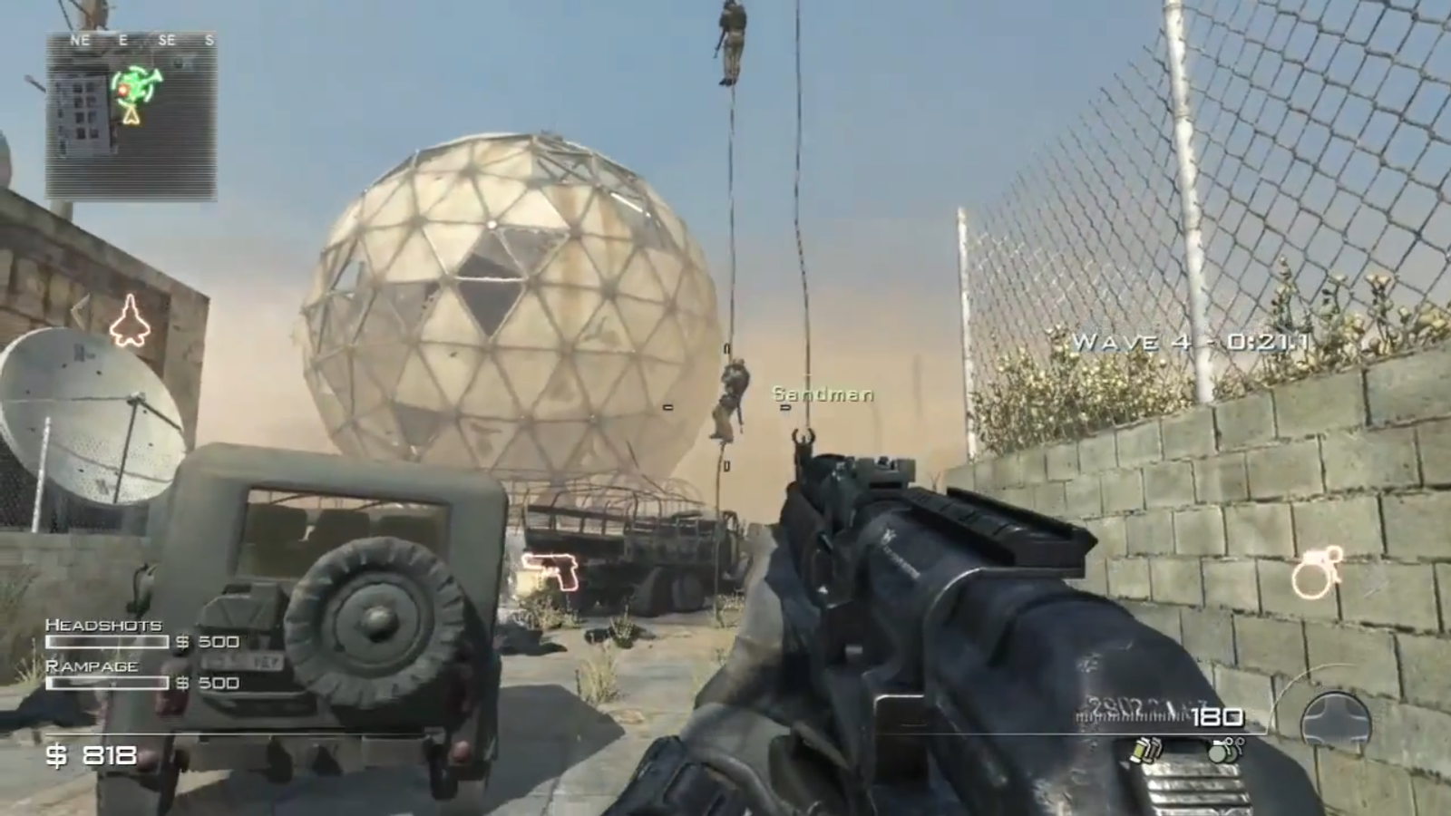 Survival Mode? - Call of Duty: Modern Warfare - Mobilized ...