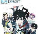 Serie: Blue Exorcist