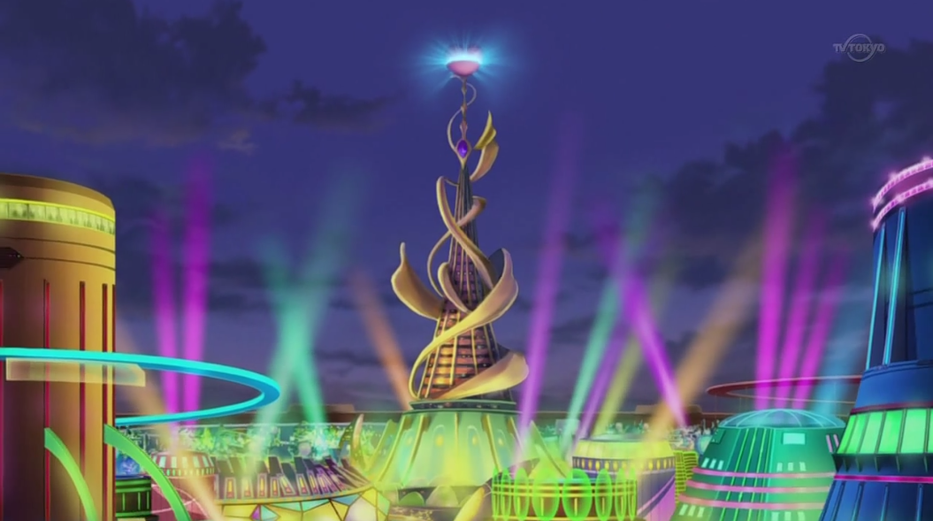 Heartland Tower Yu Gi Oh