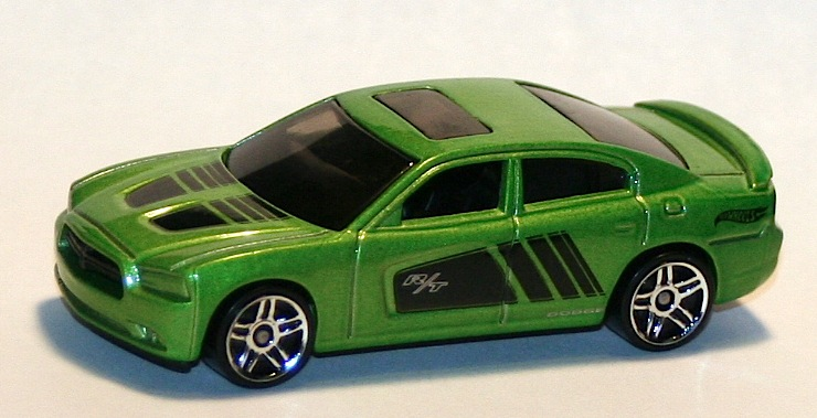 '11 Dodge Charger R/T - Hot Wheels Wiki