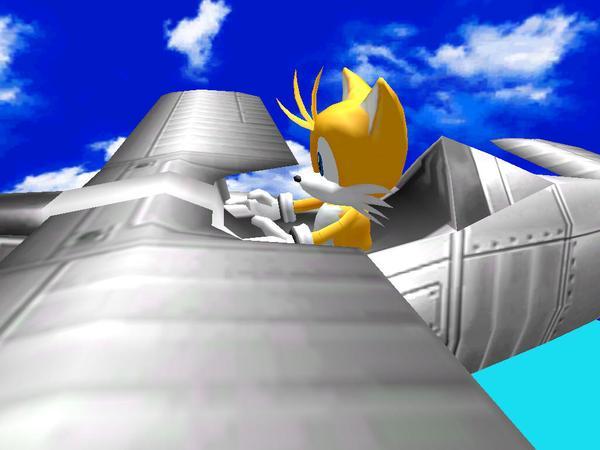 Sonic Adventure Tails File:tails Pilot Sonic