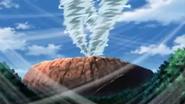 Rei Leão Rasgando Explosão