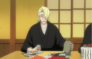 Izuru takes his mind off current issues.png