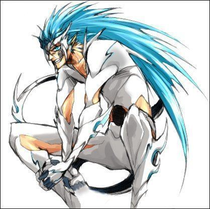 Grimmjow Jaegerjaquez - Awesome Fictional Characters Wiki