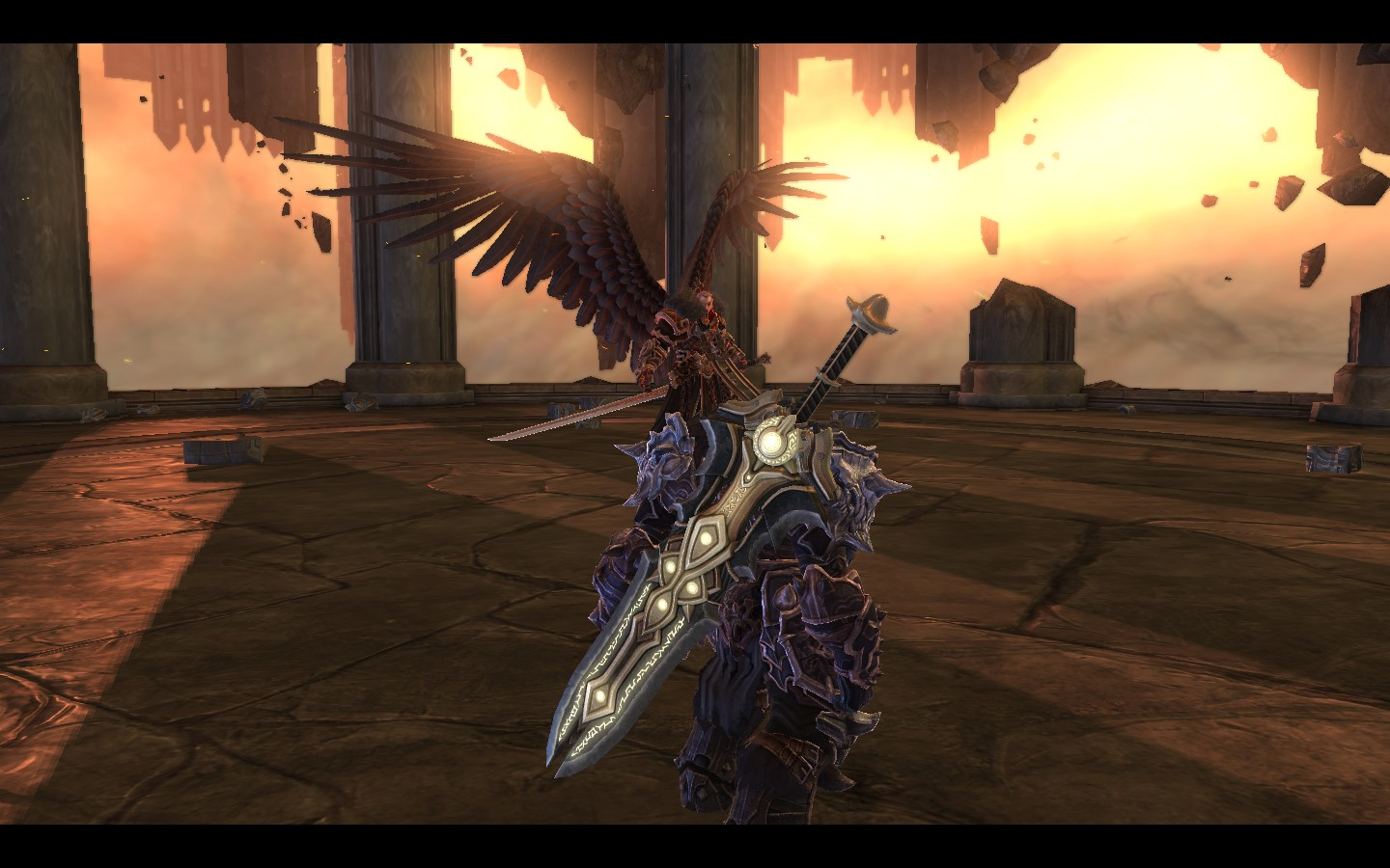 Image - Abbadon.jpg - Darksiders Wiki - Wrath of War ...