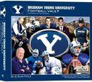 Brigham Young University Football Vault