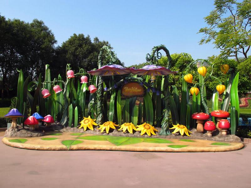Pixie Hollow (attraction) - Disney Wiki