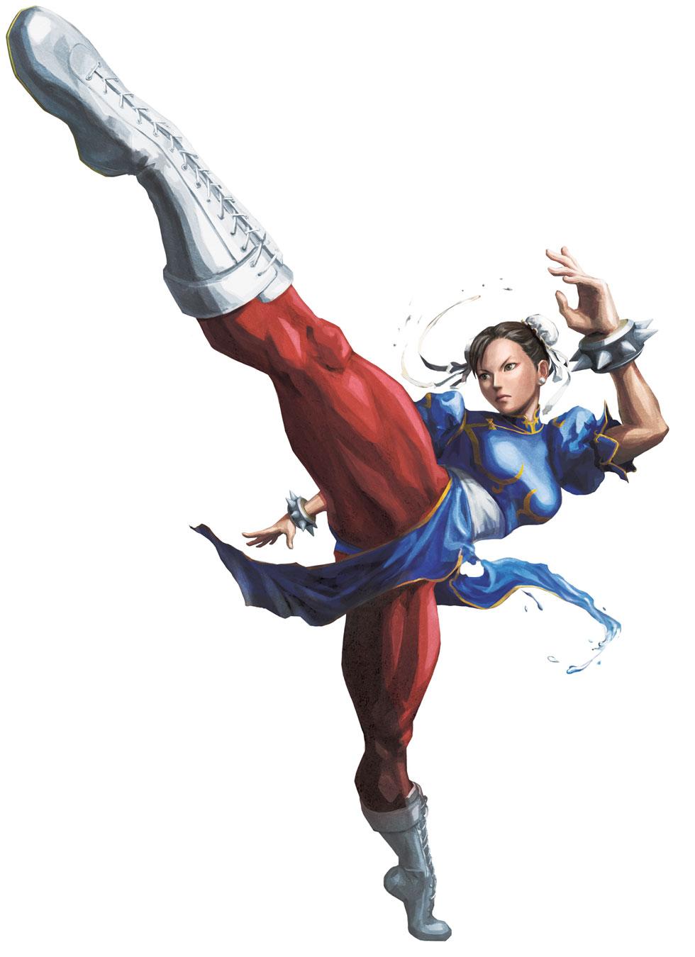 Tekken Charaktere