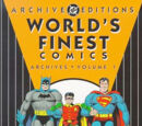 World's Finest Comics Archives Vol 1 (Collected)